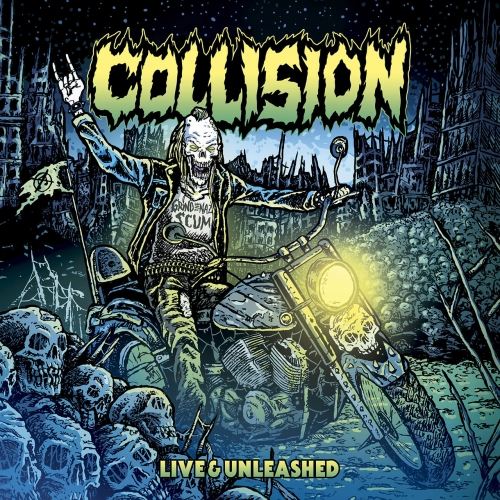 Collision - Live & Unleashed (2019)