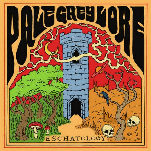 Pale Grey Lore - Eschatology (2019)