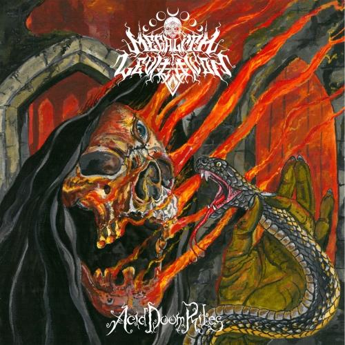 Megalith Levitation - Acid Doom Rites (2019)