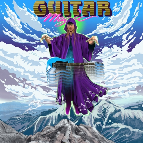 Myrone - Guitar Magic (2019)