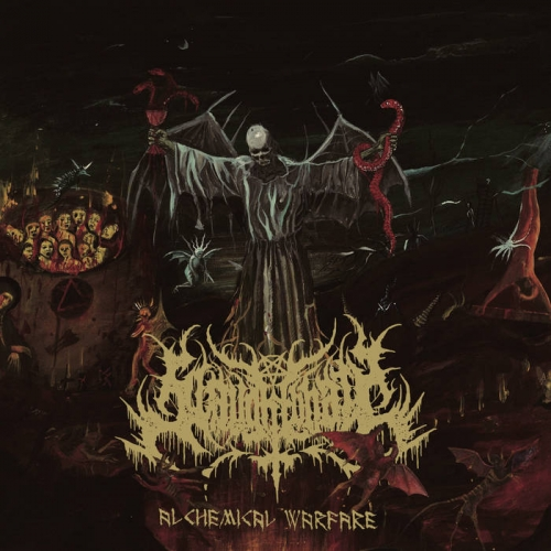Slaughtbbath - Alchemical Warfare (2019)