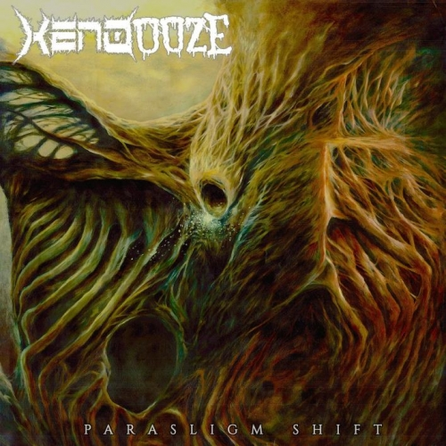 Xeno Ooze - Parasligm Shift (2019)