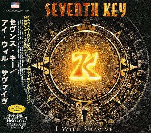 Seventh Key - I Will Survivе [Jaраnesе Еdition] (2013)
