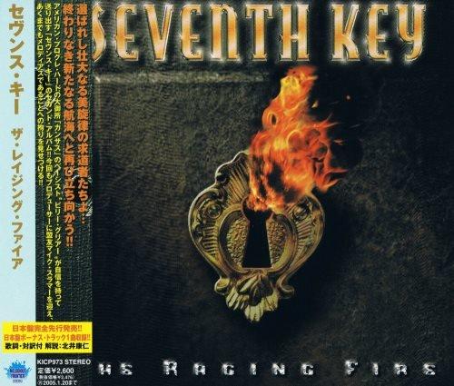 Seventh Key - Тhе Rаging Firе [Jараnesе Еditiоn] (2004)