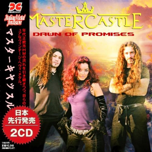 Mastercastle – Dawn Of Promises (2019) (Compilation)