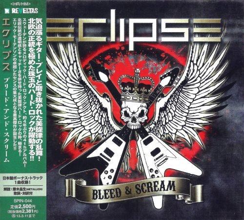 Eclipse - Вlееd & Sсrеаm [Jараnеsе Еditiоn] (2012)
