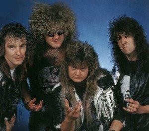 Grim Reaper - Discography (1983-1987)