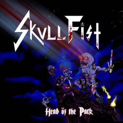 Skull Fist - Неаd Оf Тhе Расk (2011)