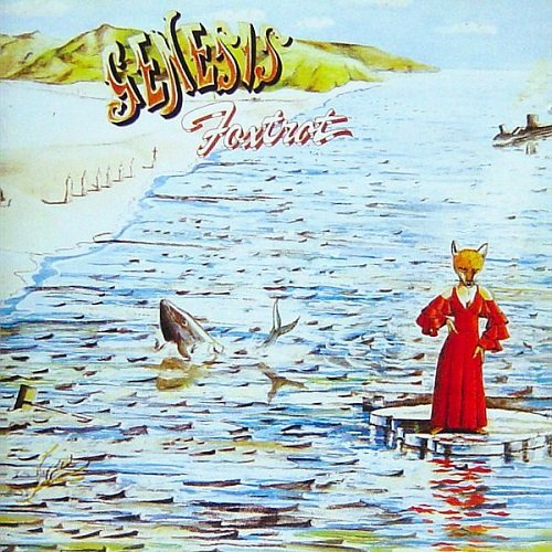 Genesis - Foxtrot [SACD] (2007)