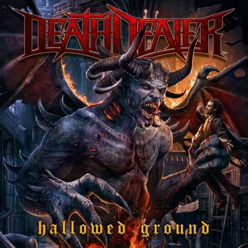 Death Dealer - Наllоwеd Grоund (2015)