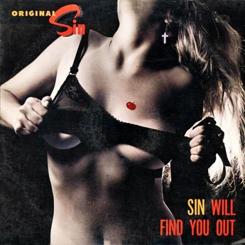 Original Sin - Sin Will Find You Out (1986)