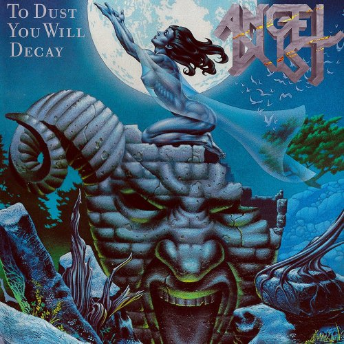 Angel Dust - Discography (1986-2002)