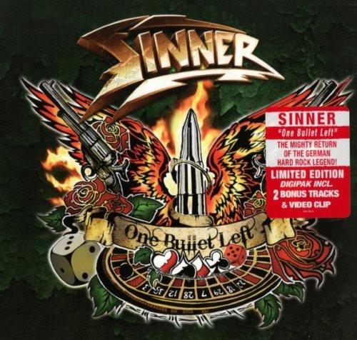 Sinner - Оnе Вullеt Lеft [Limitеd Еditiоn] (2011)