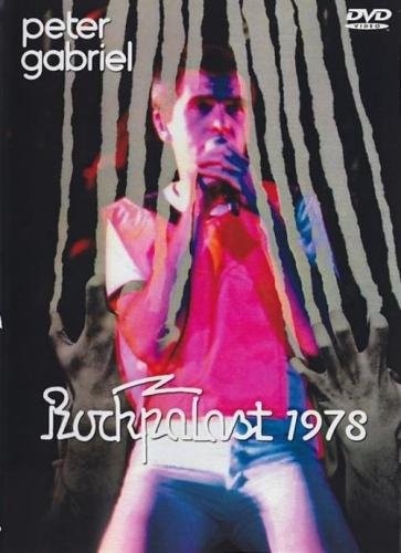 Peter Gabriel - Live at Rockpalast (1978)