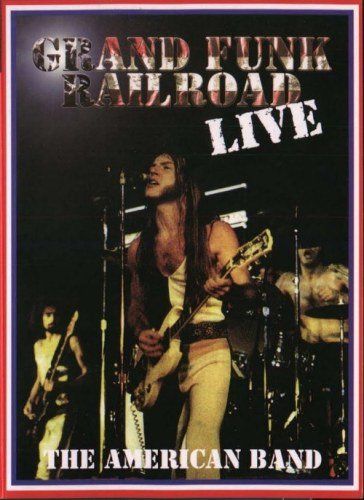Grand Funk Railroad - Live Los Angeles, California, USA 1974
