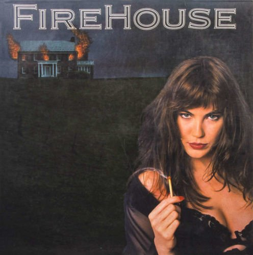 FireHouse – FireHouse (Remastered Bad Reputation + 8 bonus 2017)