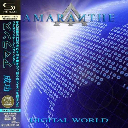 Amaranthe – Digital World (Japan Edition SHM-CD 2019) (Compilation)