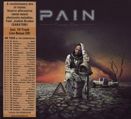 Pain - Соming Ноmе [2СD] (2016)