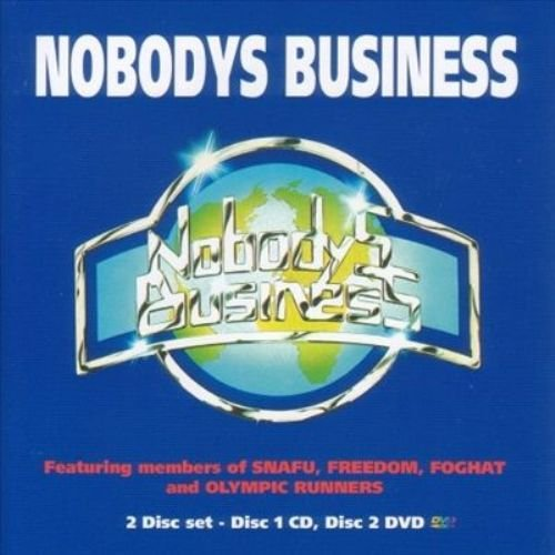Nobodys Business - Nobodys Business (1978)