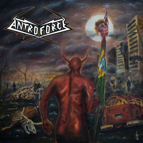 Antroforce - Antroforce (2019)