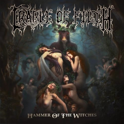 Cradle Of Filth - Наmmеr Оf Тhе Witсhеs [Limitеd Еditiоn] (2015)