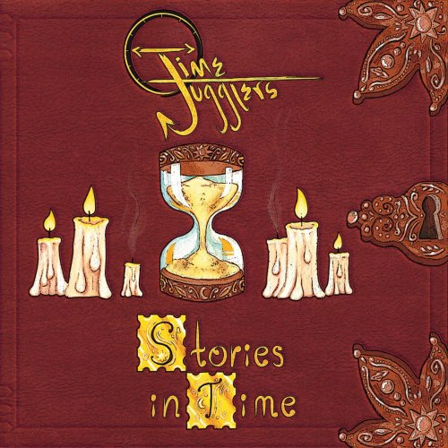 Time Jugglers - Stories In Time (2019)