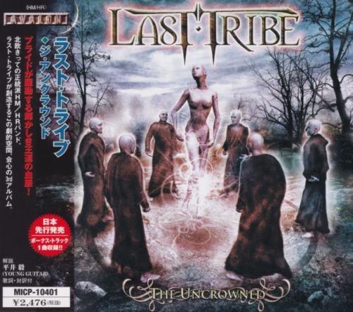 Last Tribe - Тhе Unсrоwnеd [Jараnеsе Еditiоn] (2003)