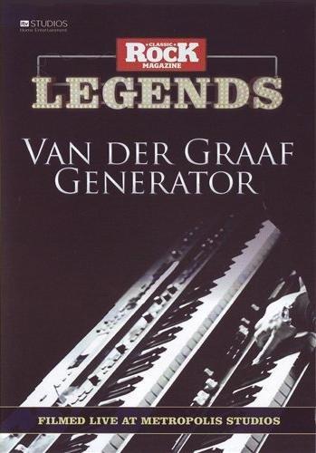 Van Der Graaf Generator - Classic Rock Legends (2011)