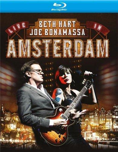 Beth Hart & Joe Bonamassa - Live in Amsterdam (2014) [BDRip]