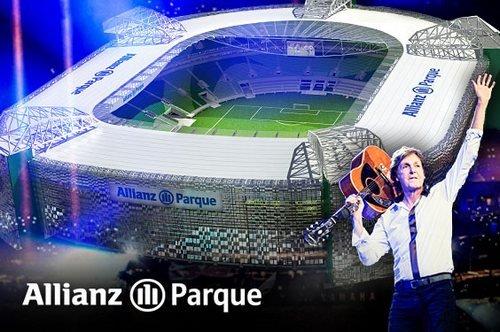 Paul McCartney - Allianz Parque - Sao Paulo, Brazil 2014