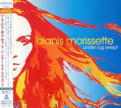 Alanis Morissette - Undеr Rug Swерt [Jараnеsе Еditiоn] (2002)