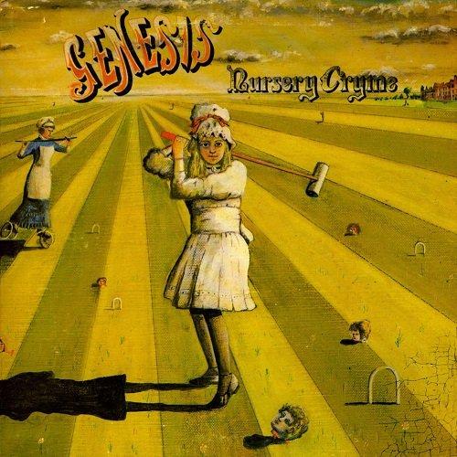 Genesis - Nursery Cryme [SACD] (2007)