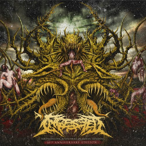 Ingested - Surpassing the Boundaries of Human Suffering (10th Anniversary Edition) (2019)