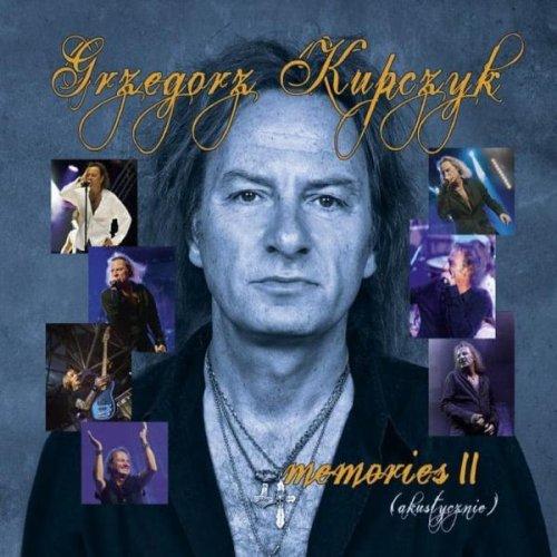Grzegorz Kupczyk - Memories II: (Akustycznie) (Metal Hammer Polska) (2019)