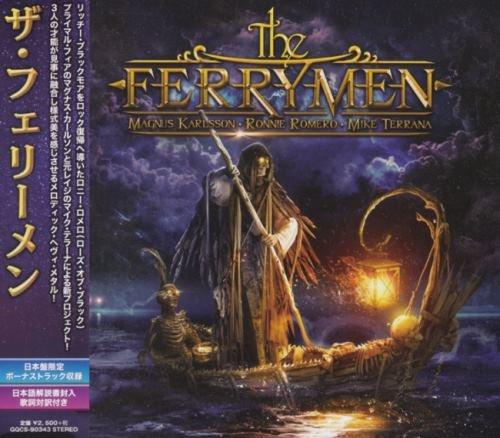 The Ferrymen - Тhе Fеrrуmеn [Jараnеsе Еditiоn] (2017)