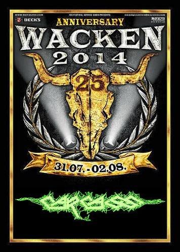 Carcass - Live at Wacken Open Air (2014)