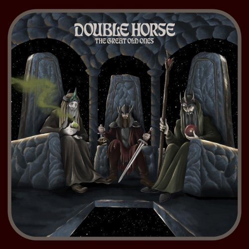 Double Horse - The Great Old Ones (2019)