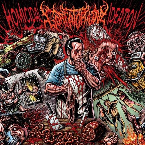 Goreatorium - Homicidal Ideation (2019)