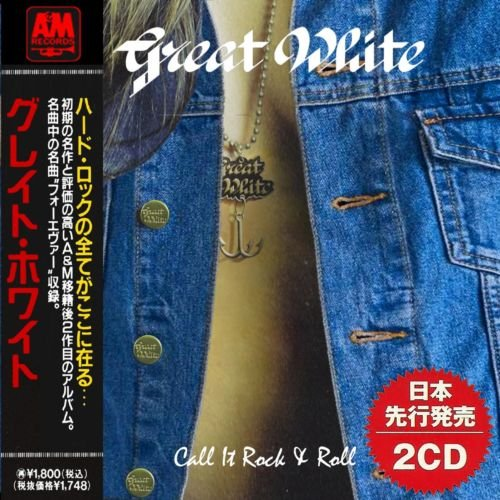 Great White - Call It Rock & Roll (Japan Edition 2019, 2 CD) (Compilation)