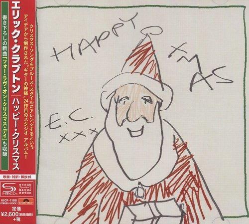 Eric Clapton - Happy Xmas (Japan Edition) (2018)