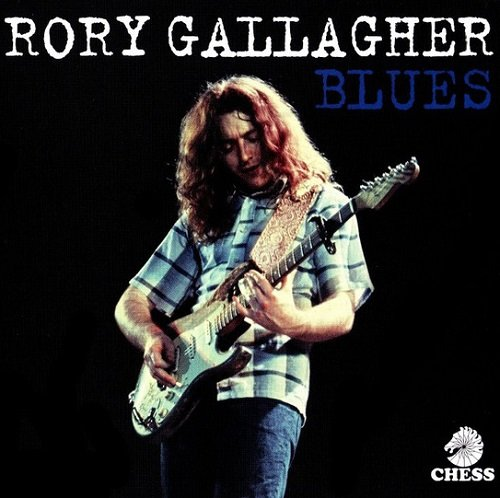 Rory Gallagher - Blues [Box Set] (2019)