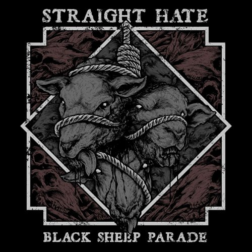 Straight Hate - Black Sheep Parade (2019)