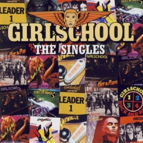 Girlschool - The Singles (2007) (Compilation)