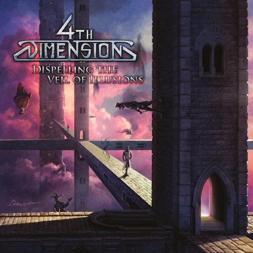 4th Dimension - Disреlling Тhе Vеil Оf Illusiоns (2014)