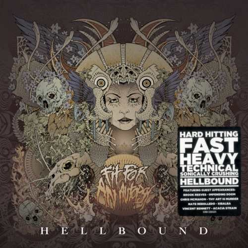 Fit For An Autopsy - Неllbоund (2013)