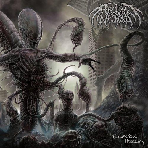 Purulent Necrosis - Cadaverized Humanity (2019)