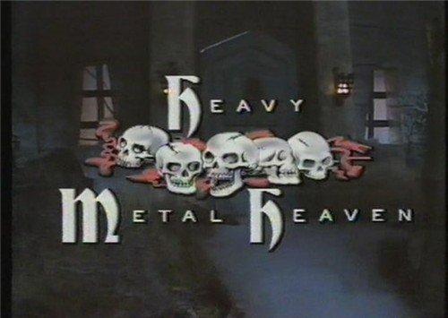 VA - Heavy Metal Heaven - Thrashed to Death (BBC) (1989)