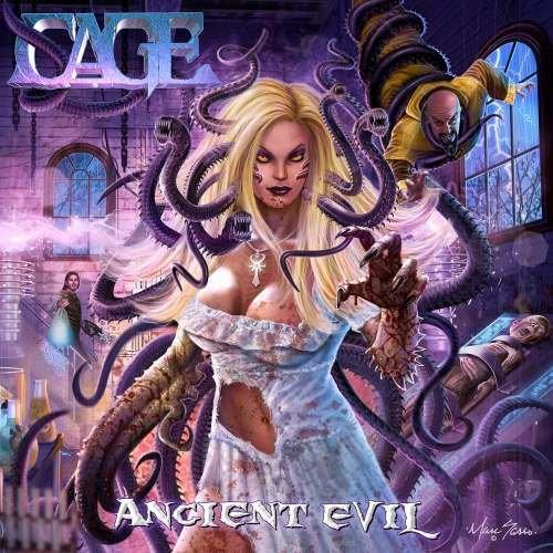 Cage - Аnсiеnt Еvil (2015)