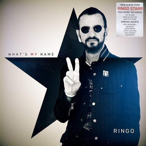 Ringo Starr - Whats My Name (2019)