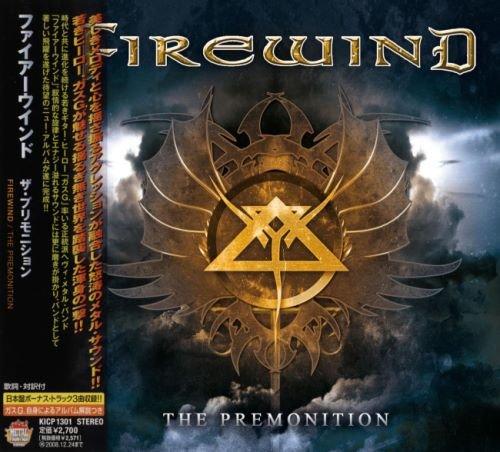 Firewind - Тhе Рrеmоnitiоn [Jараnеsе Еditiоn] (2008)